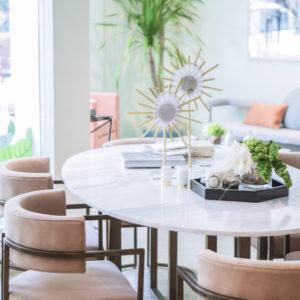 Dining Room + Kitchen