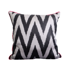Silk Ikat Pillow Collection